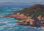 Spooners Cove -oil - 5x7